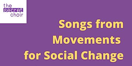 Social [Change] Sing II by Secret Choir tickets