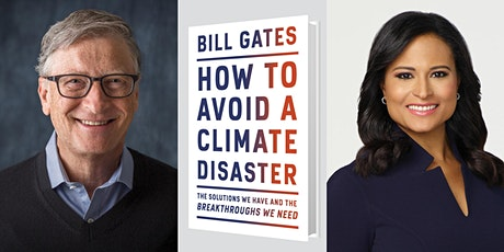 Virtual JCC Literary Consortium presents Bill Gates tickets