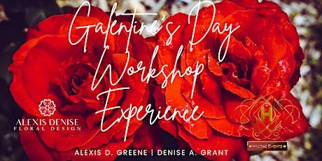 2021 Galentine's Day Workshop Experience tickets
