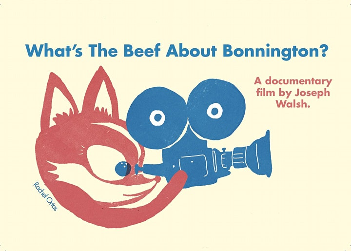 What's The Beef With Bonnington?  Film Screening image