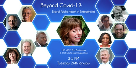 Beyond Covid-19: Digital Public Health in Emergencies tickets