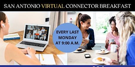 San Antonio Connector Breakfast VIRTUAL tickets