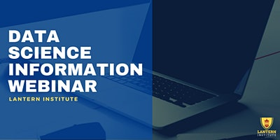 Online Data Science Information Webinar