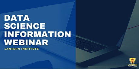 Online Data Science Information Webinar tickets