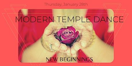 Modern Temple Dance: New Beginnings tickets