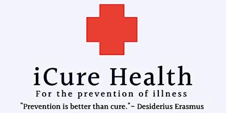 iCure UofT x Ramona Braganza: Health & Stroke Awareness Event Tickets