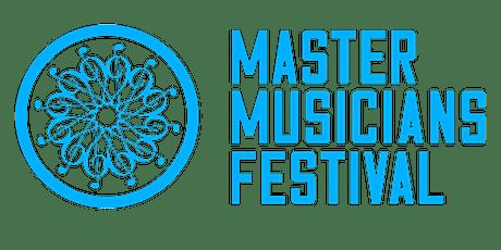 Master Musicians Festival 2021 tickets
