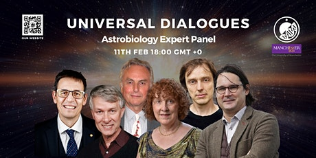 Universal Dialogues: Astrobiology Expert Panel tickets