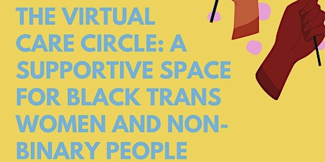 The Virtual Care Circle tickets