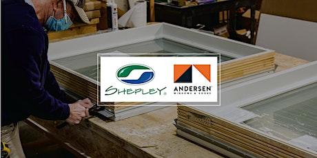 Shepley & Andersen Windows CEU Webinar (Lower/Outer Cape) tickets