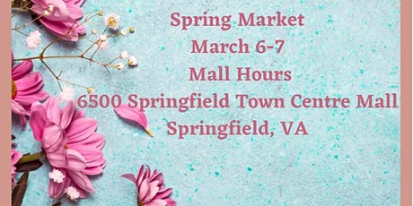 Spring Market tickets