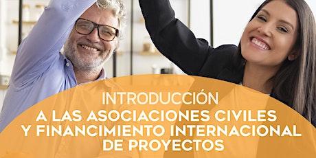 Introducción a las ACs y Financiamiento Internacional de Proyectos entradas