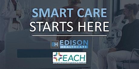 EACH Presents: Edison  Healthcare tickets