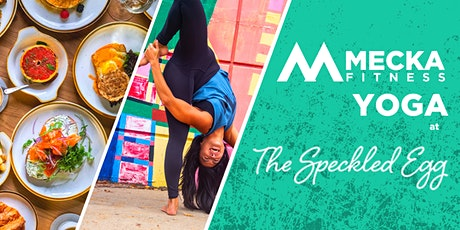 Mecka Yoga at The Speckled Egg tickets