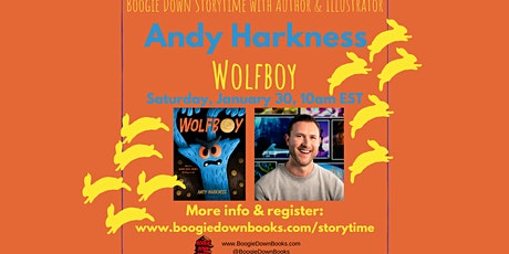 Boogie Down Storytime with Andy Harkness (January 30) tickets