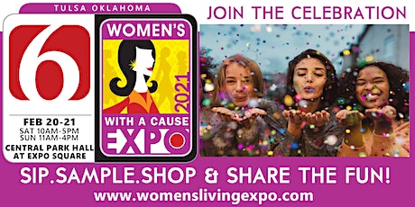 Tulsa Women's Expo With A Cause 2021 tickets