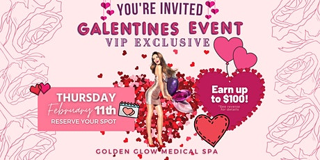Galentine's Day Virtual Event tickets