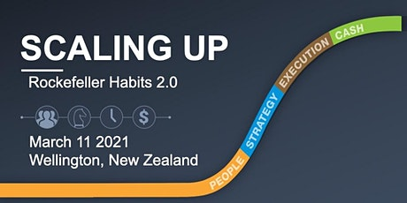 Scaling Up 2020 - Wellington tickets