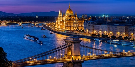 Valentine's Day Special - A Date in Lovely Budapest tickets