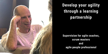 Improve your coaching skills as  a agile professional tickets