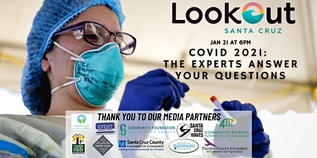 COVID 2021: The Experts Answer Your Questions boletos