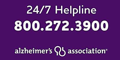 Men's Dementia Caregiver Support Group tickets
