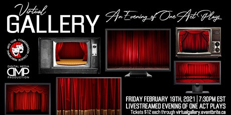 VIRTUAL GALLERY – An Evening of One Act Plays tickets