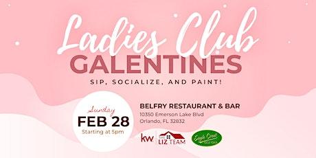 Ladies Club Galentines tickets