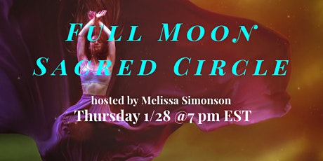 Full Moon Sacred Circle tickets