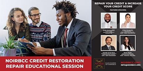 NATIONAL CREDIT RESTORATION & REPAIR EDUCATIONAL SESSION tickets