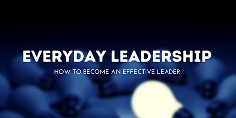 How To Become A Leader That Produces Results tickets