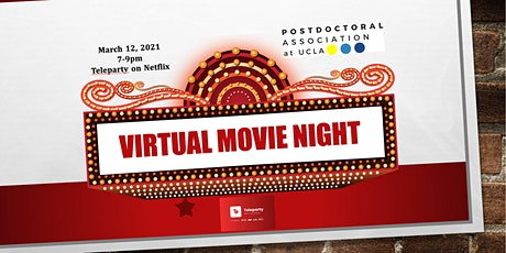 PDA Virtual Winter  Movie Night tickets