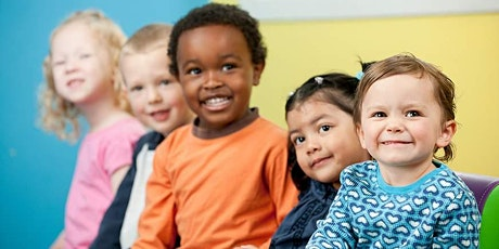 VIRTUAL CLASS: Hancock4Kids Positive Parenting Preschoolers - ages 3 to 5 tickets