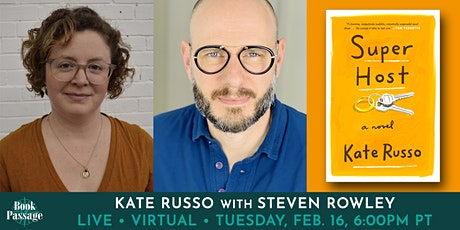 Book Passage Presents: Kate Russo with Steven Rowley tickets