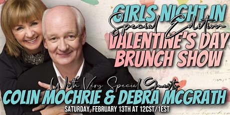 GNI Valentine's Brunch with Special Guests Colin Mochrie and Debra McGrath tickets