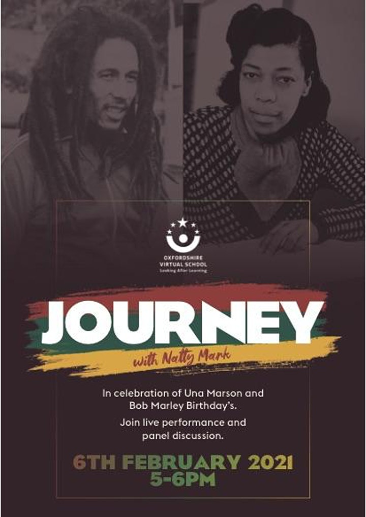 LAUNCH of Journey with Natty Mark image