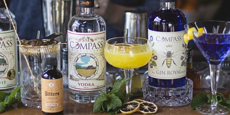 Compass Distiller Tour and Tasting tickets