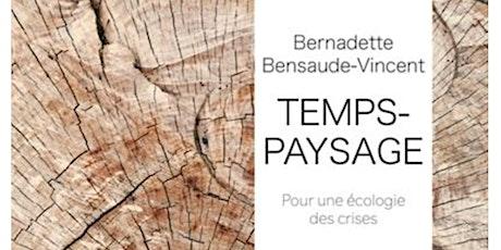 Rencontre avec la philosophe et historienne Bernadette Bensaude-Vincent tickets