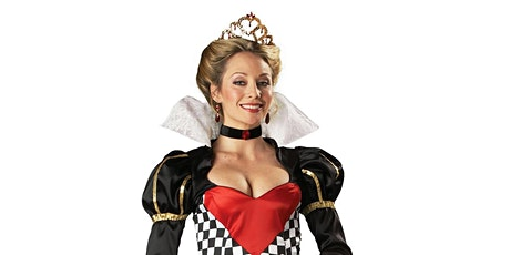 Lunch with The Queen of Hearts (2) tickets