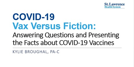 COVID-19 Vax Versus Fiction tickets