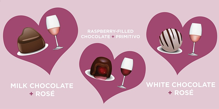 A WINE & CHOCOLATE TASTING Presented by The Belmont Mansion and Soca Wines image