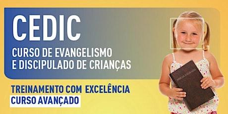 MATRÍCULA no CEDIC - APEC Recife 2021 tickets