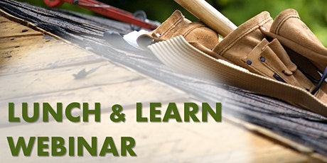 Lunch & Learn Webinar: A Tip Top Home Services Opportunity tickets