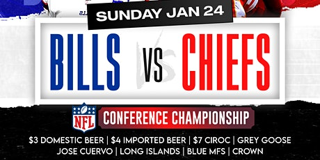 Bills vs Chiefs tickets