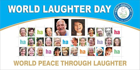 World Laughter Day 2021 Zoomathon tickets