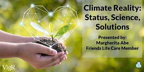 Climate Reality: Status, Science, Solutions tickets