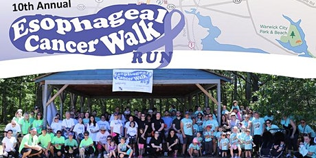 10th Annual Esophageal Cancer Walk/Run tickets