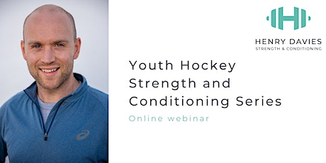 Youth Hockey Online Strength and Conditioning sessions tickets