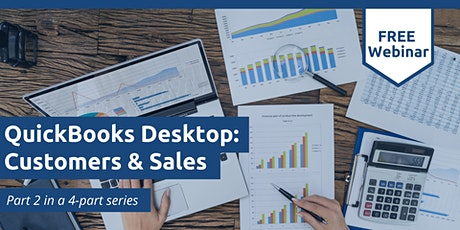 QuickBooks Desktop: Customers & Sales tickets