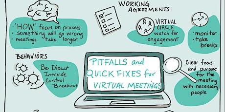 Quick Fixes for Virtual Meeting Pitfalls tickets